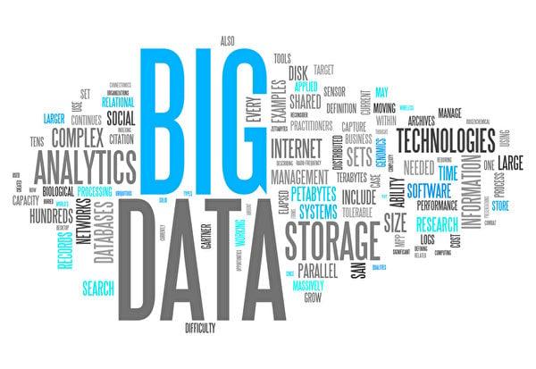 「大數據」是當下熱門的科技名詞。(Fotolia)
