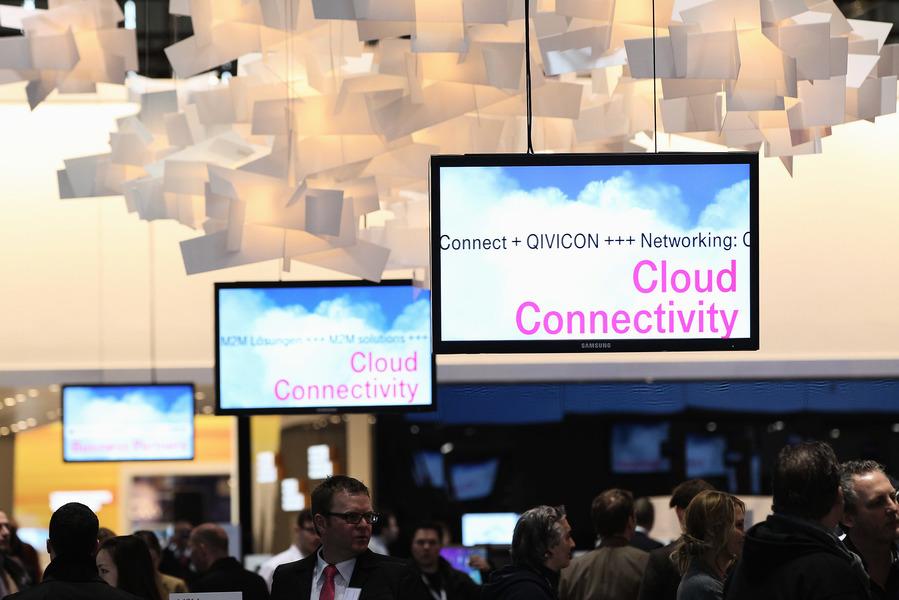 雲端運算成為中美之間競爭的新前線