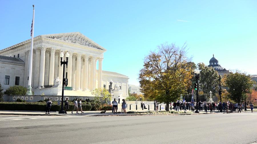 最高法院駁回德州選舉訴訟