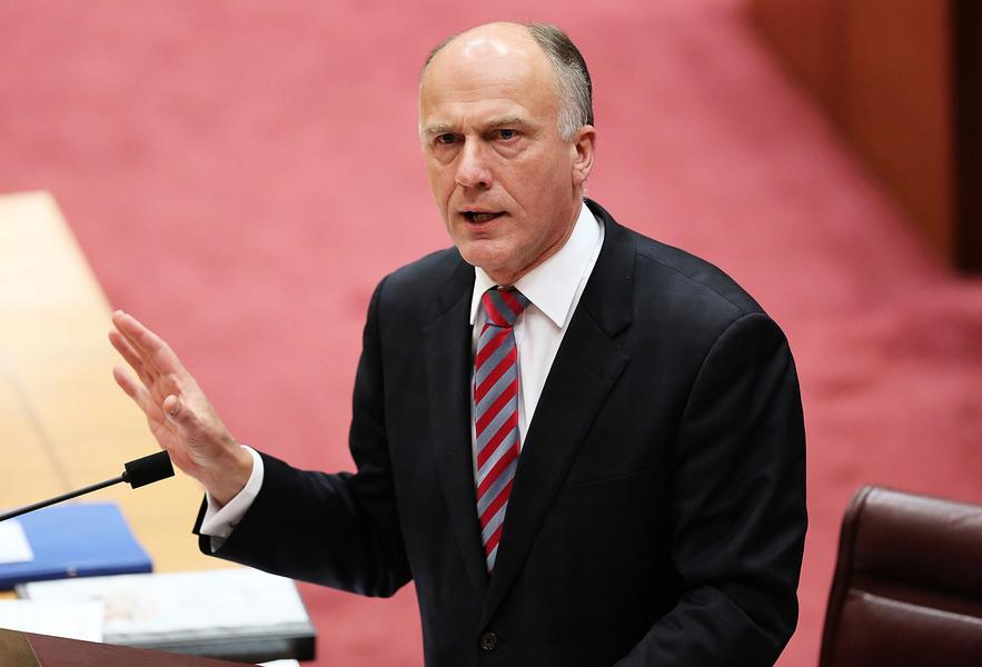 澳價值守護聯盟挺參議員抗共之舉 籲總理支持