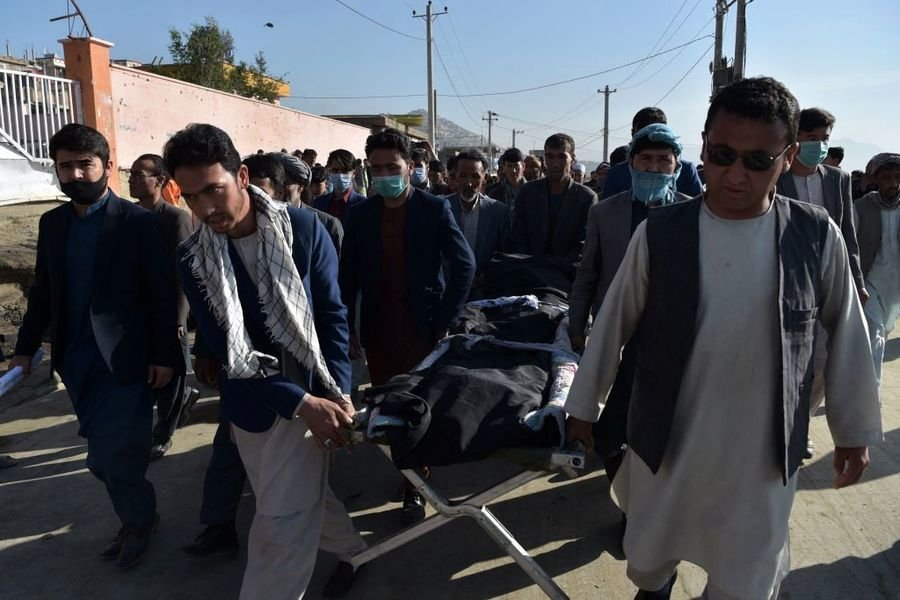 阿富汗首都爆炸案 增至68死165人傷