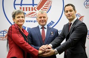 法國傑出太空人 成功進入國際太空站