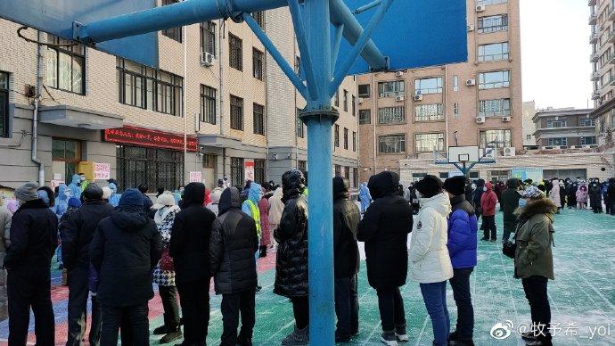 北京多地全員檢測 哈爾濱8街道疫情升級