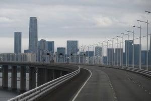 深圳突「封城」大批民眾湧入香港
