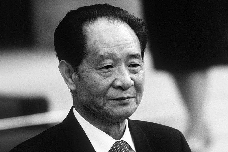 胡耀邦去世30年 家屬及民眾悼念 官方沉默