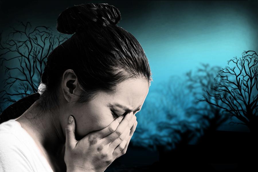 【靈異趣談】少女被鬼戳臉嚇破膽 為何被家人說成好事?