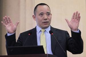 經濟學家向松祚再發聲 剖析中國經濟現狀