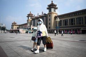 大陸中高風險區升至204個 北京交通管制升級