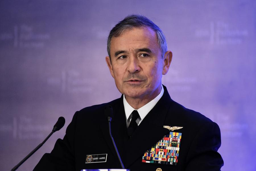 前美軍太平洋司令:美應改變台海戰略模糊