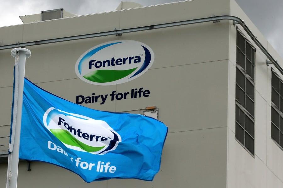 紐西蘭恆天然乳品廠3.7億美元出售中國牧場