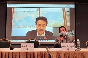 日議員:中共5年內或攻台 美日台應緊密合作