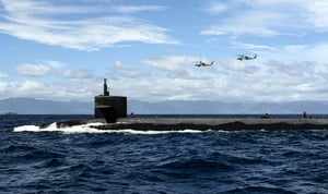 核潛艇威懾力大 攻擊型和彈道導彈型有何區別