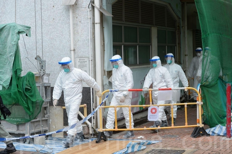 香港2例中共肺炎患者死亡 美CDC發佈旅行指南