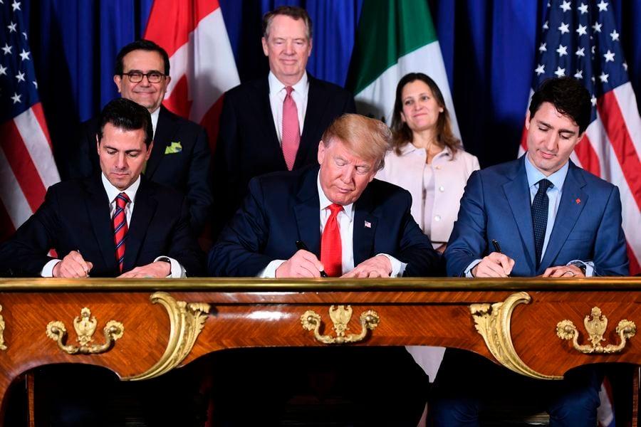 復興美國 特朗普兩年任期政績斐然(二)貿易篇