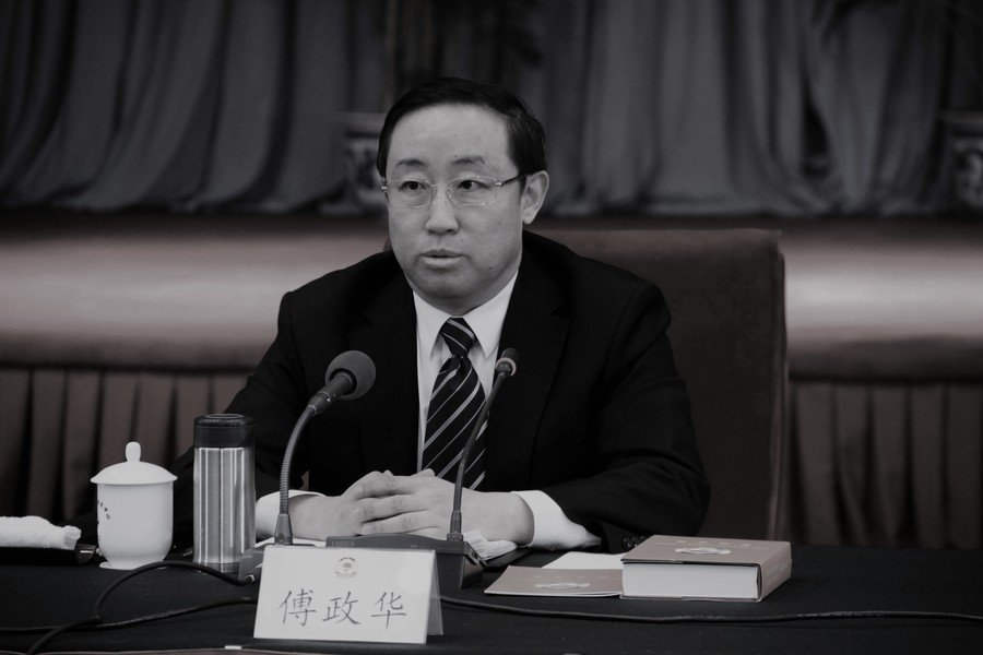 傅政華徹底出局 唐一軍出任司法部長