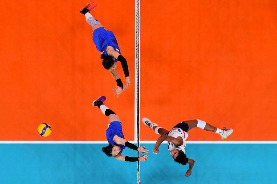 東奧7.29|中國女排三連敗 小組賽瀕臨出局