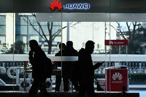 英媒:中共操縱5G測試 詆毀華為競爭對手