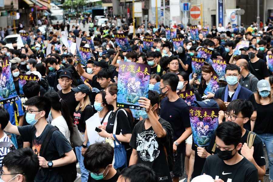 夏小強:中國當政者應聽香港民意 勿釀千古大錯