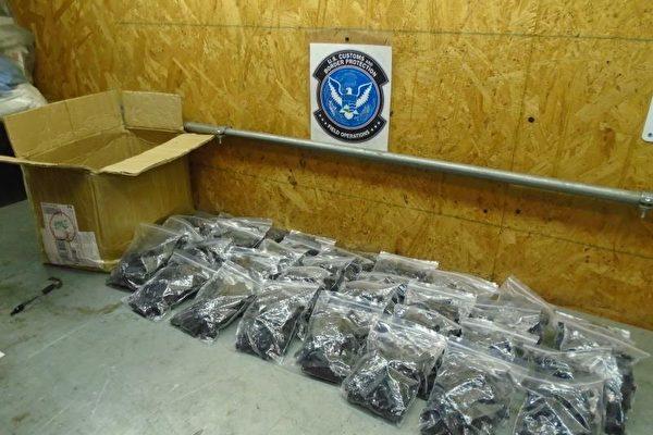 美國羅德島一男子從中國購槍枝零件被判刑