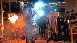 歐盟籲香港各方保持克制 拒絕暴力