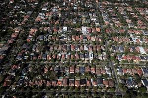 澳房價一年內上漲13.5% 但市場熱度正消退