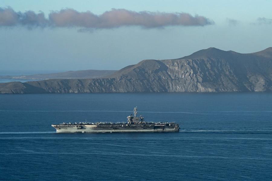 沈舟:美軍宣佈部署羅斯福號航母回應中共