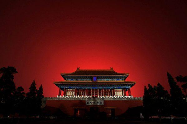 2021年剛一開始,中共就陷入了激烈內鬥。(Feng Li/Getty Images)