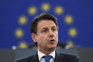 意大利總理辭職 聯合政府面臨解體
