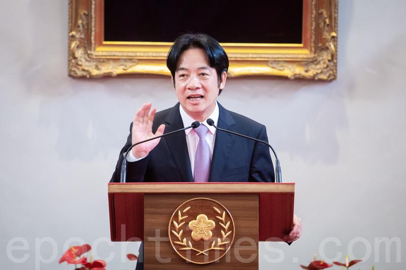 民進黨2020年總統大選黨內初選,中華民國前行政院長賴清德決定將前往登記,資料照。(陳柏州/大紀元)