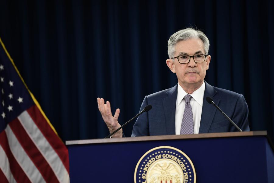 美聯儲寬鬆政策無新意 美股下跌美債回穩