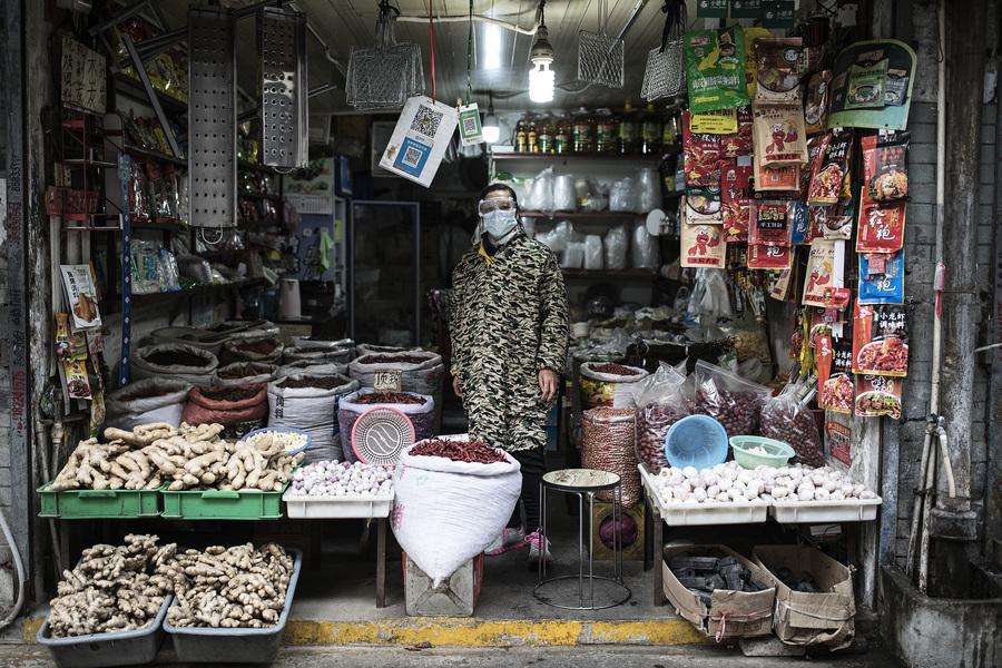 2020疫情肆虐 中國逾三百萬小店倒閉