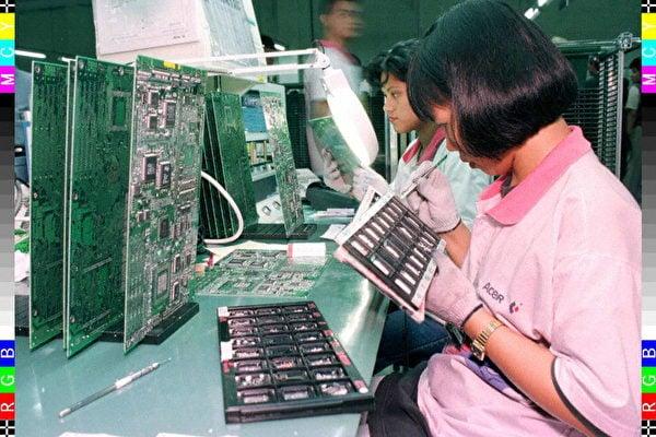 應對中美貿易戰 科技大廠佈局在台灣擴產