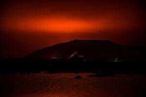 冰島西南部火山爆發 800年來首次