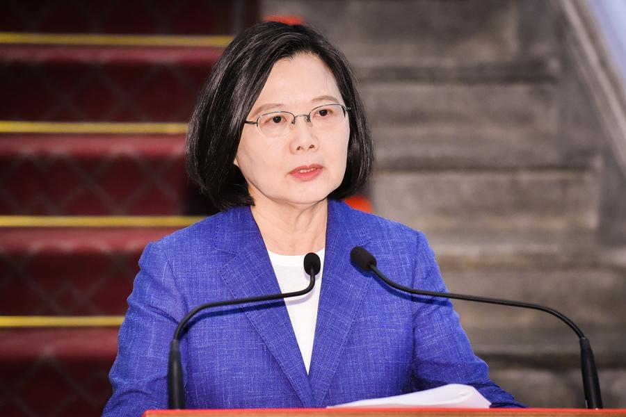 台灣人李孟居遭中共抓捕 蔡英文指示營救