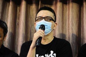 黃耀明被起訴 台灣民進黨批「紅色恐怖」