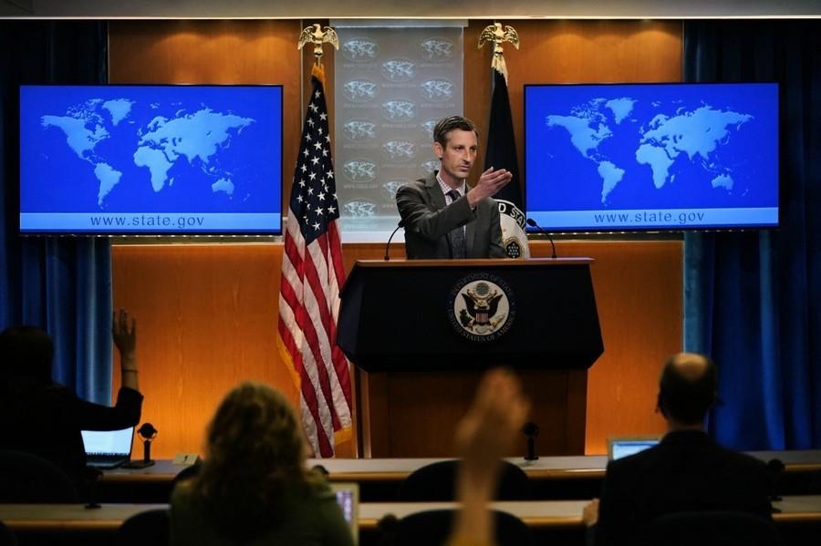美國務院:中港當局侵蝕法治 美繼續追責