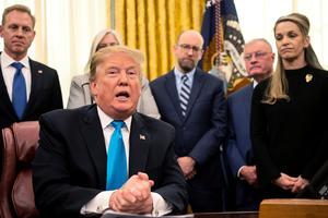貿易戰停火時限 特朗普:非「神奇」約定