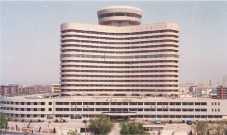天津市第一中心醫院(醫院資料圖)