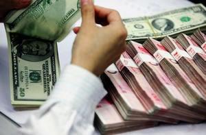 人民幣在岸價與中間價均創五周來新低