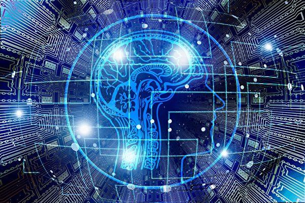 圖為人工智能示意圖。(Pixabay)