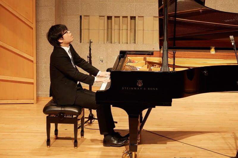 2019年9月25日新唐人全世界鋼琴大賽初賽(張學慧/大紀元)