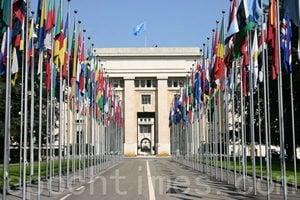 高峰:聯合國大部份機構被中共掌控 面臨解體?