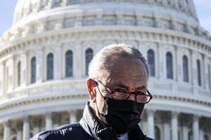 參院料將宣告特朗普無罪 民主黨人不甘心