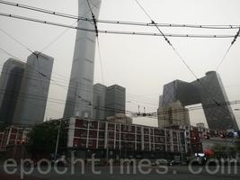 需求下滑 北京寫字樓空置率創十年新高