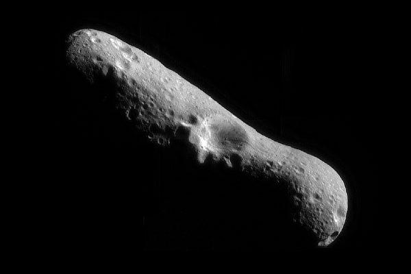 體育館大小的小行星6日將與地球擦肩而過