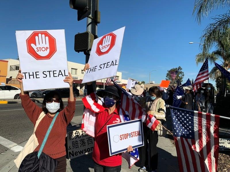 加州華裔監票親見選舉舞弊:簽名凌亂不符