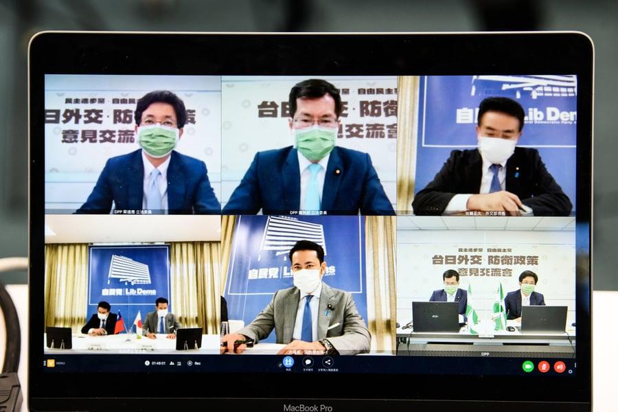 學者:日美對台海安全表態 對北京有威懾作用