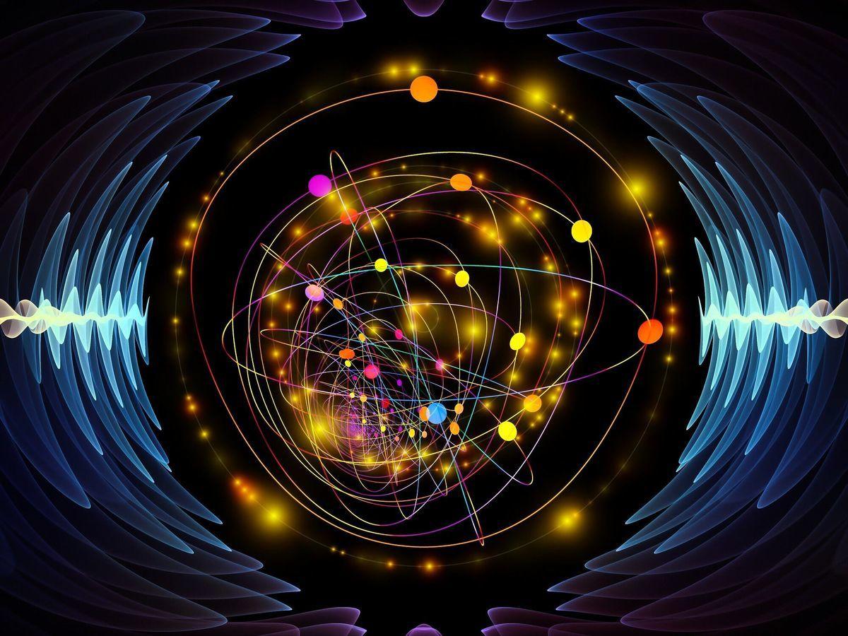 微觀世界中充滿神奇的粒子。(ShutterStock)