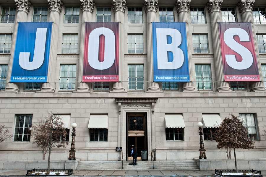 美經濟前景佳 三月增19.6萬工作 超乎預期