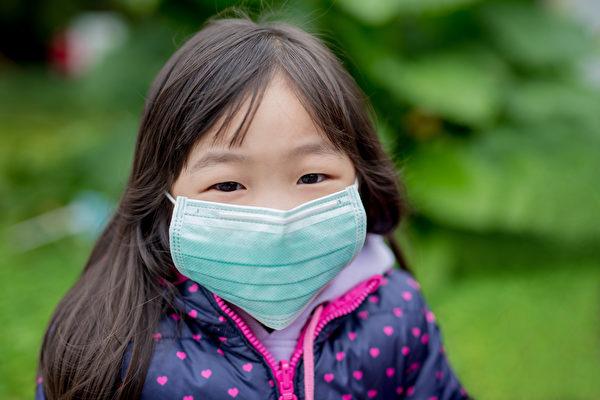研究表明,兒童傳播中共病毒(武漢肺炎)的能力可能不像成人那麼強。(Shutterstock)